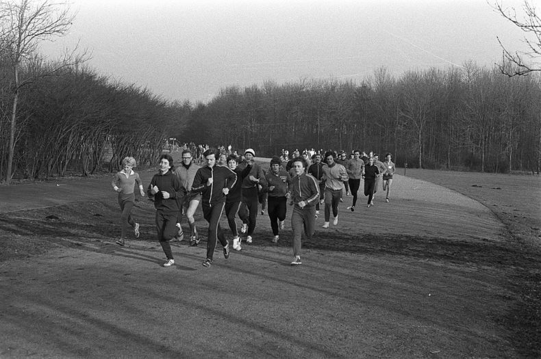 Jogblog: illegale sprintjes