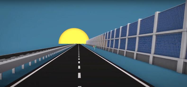 TNO: videoscript voor Solar Highways