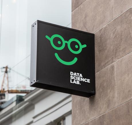Data Science Lab.: nieuw bedrijf, nieuwe website